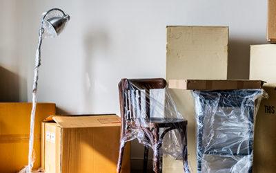 Разглобяване и опаковане на лампи