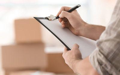 Подготовка за преместване чрез списък