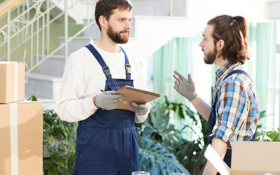 Безплатен оглед за хамалски услуги