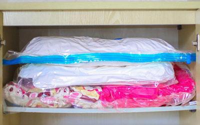 Как да опаковаме дрехите си при преместване